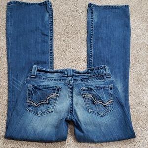 Big Star Jean's boot cut